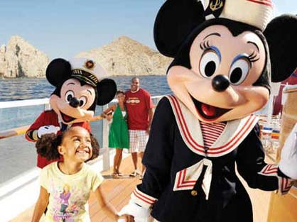 Top Cruise Trends 2013 Family Disney Cruise