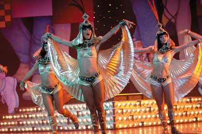 Top Cruise Trends 2013 Onboard Entertainment