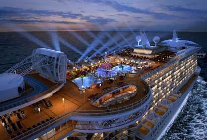 Top Cruise Trends 2013 It Ships Royal Princess