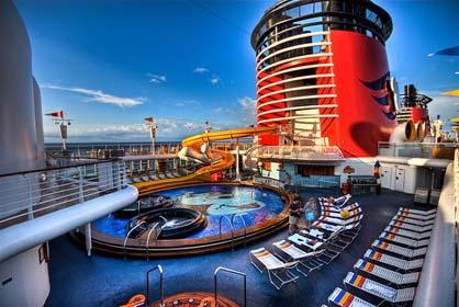 Top Cruise Trends 2013 Ship Revitalization