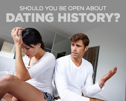 Online dating history
