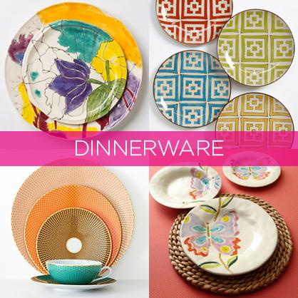 Colorful Dinnerware