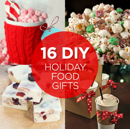 Best Christmas Food Gifts.Best Diy Holiday Food Gifts Ladylux Online Luxury