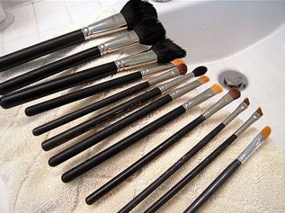 makeup, brushes, makeup brushes