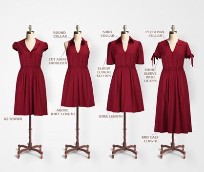eShakti customizable clothing