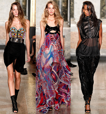 Milan Fashion Week: Emilio Pucci S/S 14