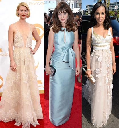 Emmys 2013 Best Dressed