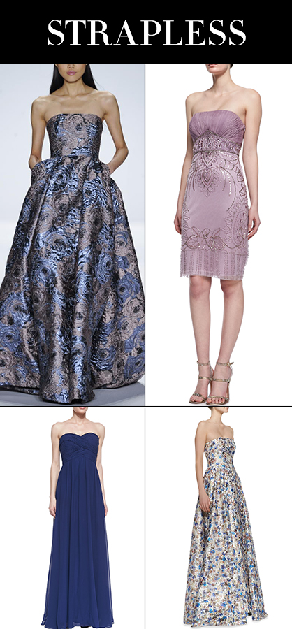 Fall 2014 Runway: Evening Wear Trends