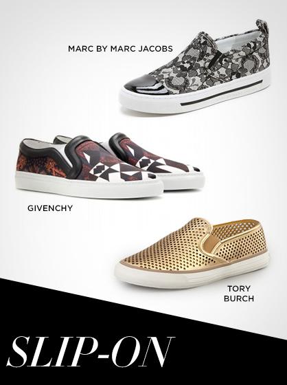 Fall 2013 Slip On Sneakers