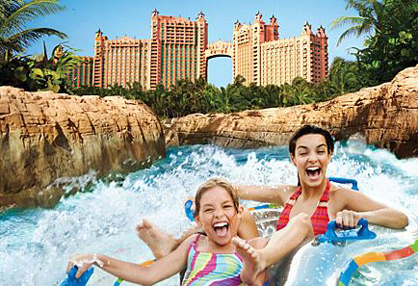 Family Fun Vacation Atlantis Resort