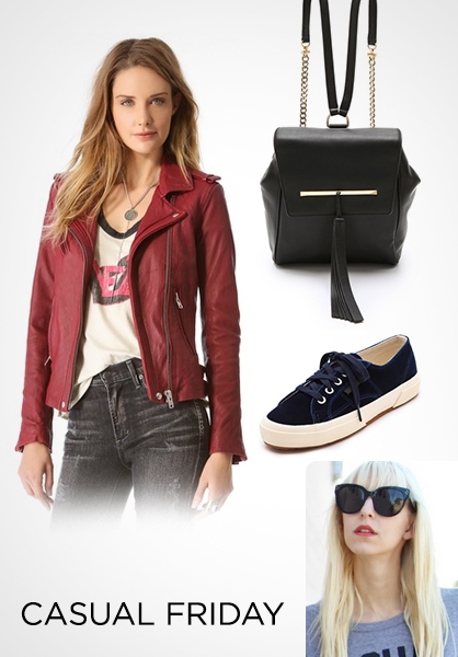 Fall Fashion Must-Haves: Casual Friday