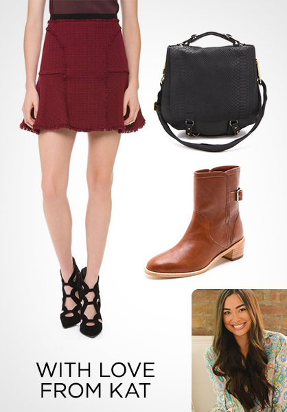 Fall Fashion Must-Haves: With Love From Kat