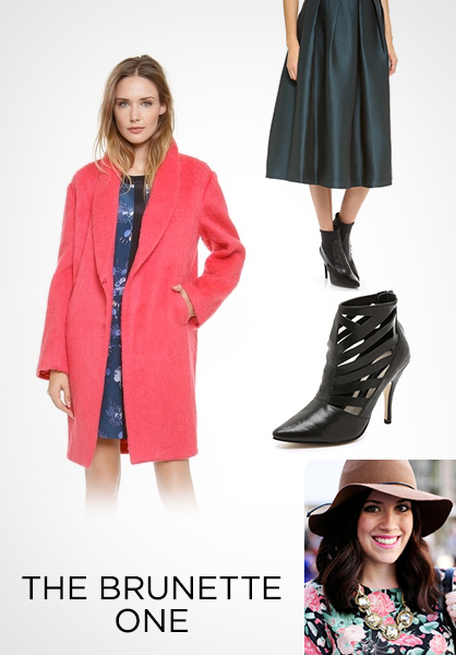 Fall Fashion Must Haves: The Brunette One