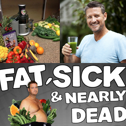 Fat Sick and Nearly Dead Documentary