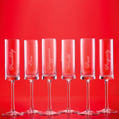Champagne Flutes