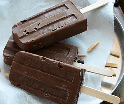 Dessert Recipe: Fudge Pops