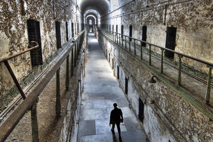 Ghost Hunting Locations Eastern State Penitentiary