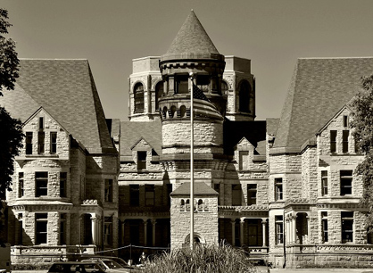 Ghost Hunting Locations Ohio State Reformatory