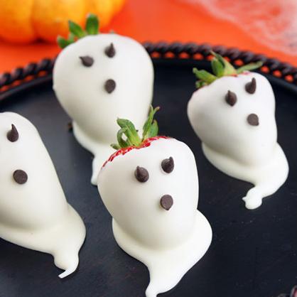 Halloween Desserts: Ghost