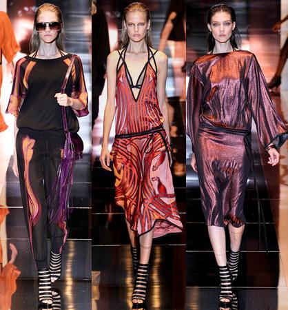Milan Fashion Week: Gucci S/S 14