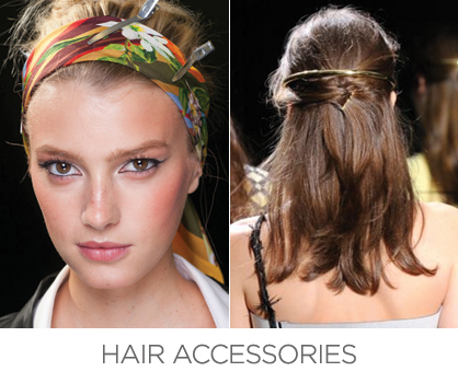 Hair Accessories Trends 2015