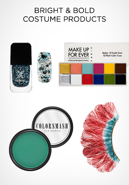 Halloween Beauty Bright & Bold Products