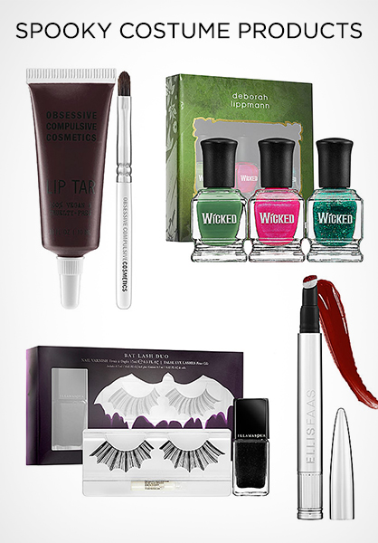 Halloween Beauty Spooky & Sexy Costume Products