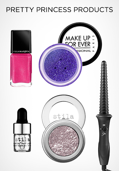 Halloween Beauty Pretty Princess Products