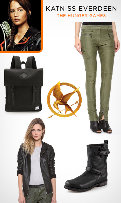 Halloween Costume: Katniss, The Hunger Games