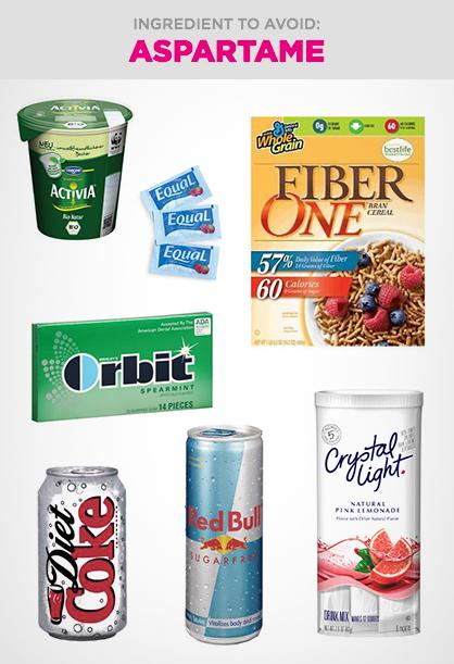 Harmful Food Ingredient to Avoid: Aspartame