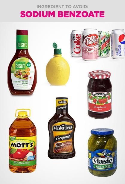 Harmful Food Ingredient to Avoid: Sodium Benzoate