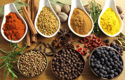Healthy Cooking: Herbs and Spices