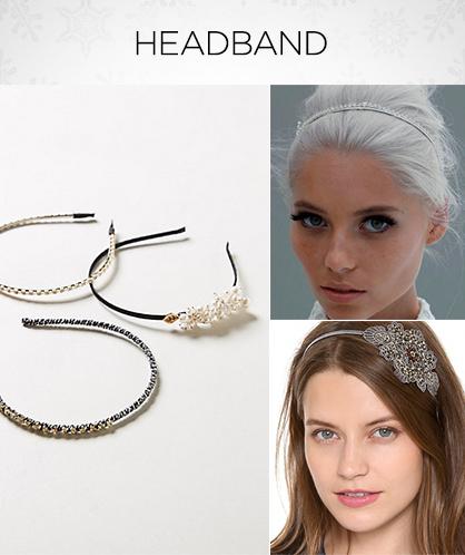 Holiday Hair Accessories Headband