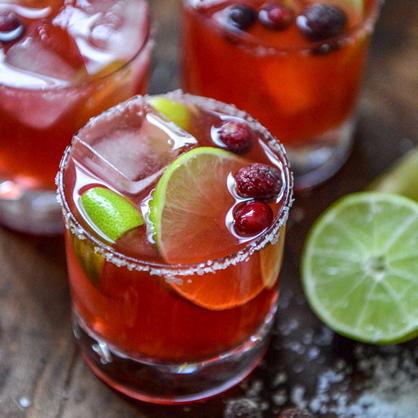 Holiday Margarita Recipe
