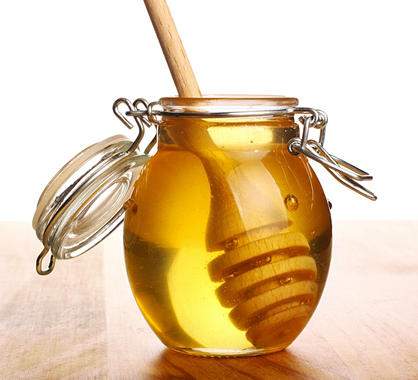 Ease a Hangover with Honey
