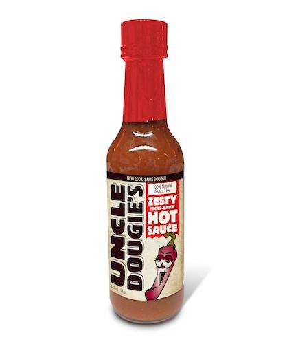 Unlce Dougies Zesty Hot Sauce