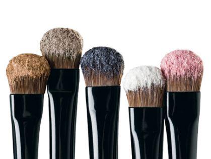 makeup, makeup brushes, beauty