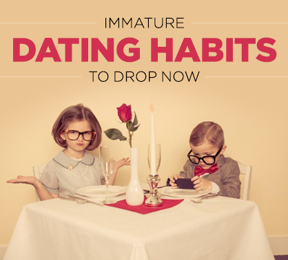 dating immature girl