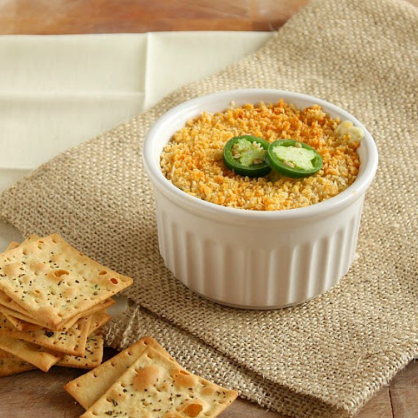 Super Bowl Party Appetizers: Jalapeno Popper Dip