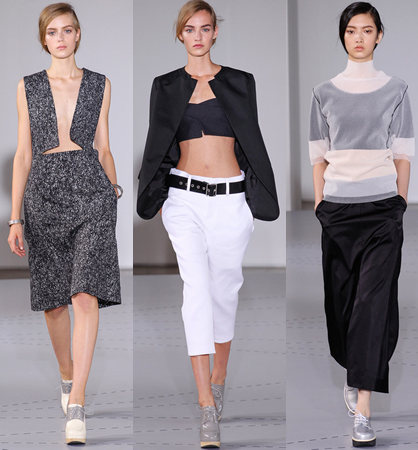Milan Fashion Week: Jil Sander S/S 14
