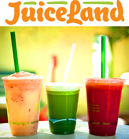 Best Juice Bars: Juiceland