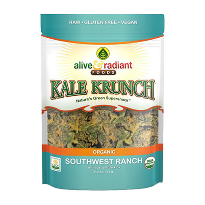 Kale Krunch Southwestern Ranch