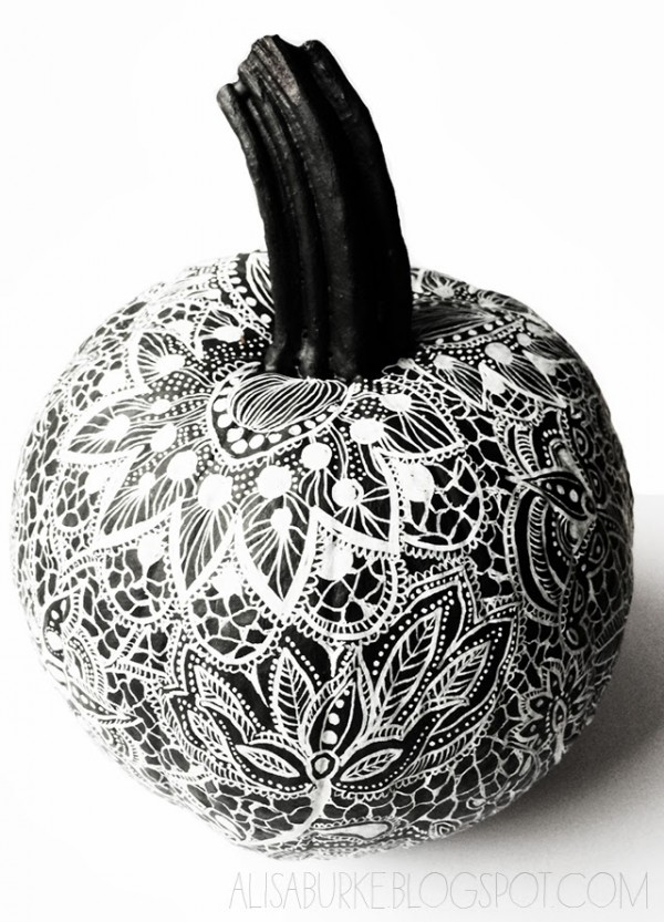 10 Halloween Pumpkin Decorating Ideas Ladylux Online