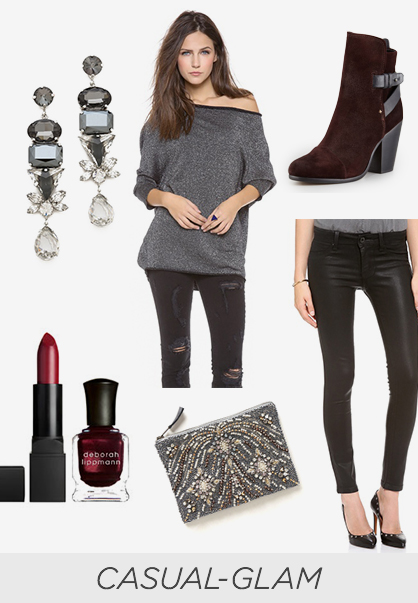 Holiday Style Last Minute Casual