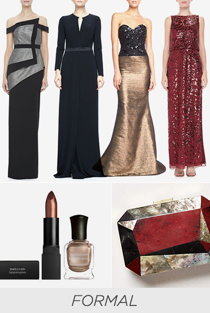 Holiday Style Last Minute Formal