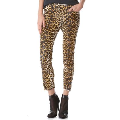 3.1 Phillip Lim Leopard Pants