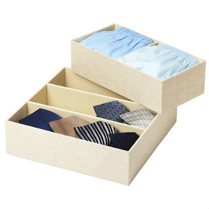 Tips to Organize a Closet: Linen Drawers