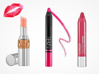 The History of Lipstick Pencils & Balms
