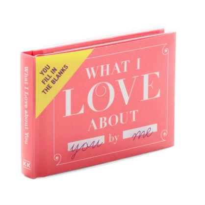 Valentine's Day DIY Love Book