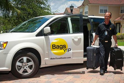 Luxury Travel Transformation BagsVIP